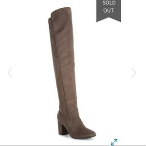 Treasure and Bond over the knee boots